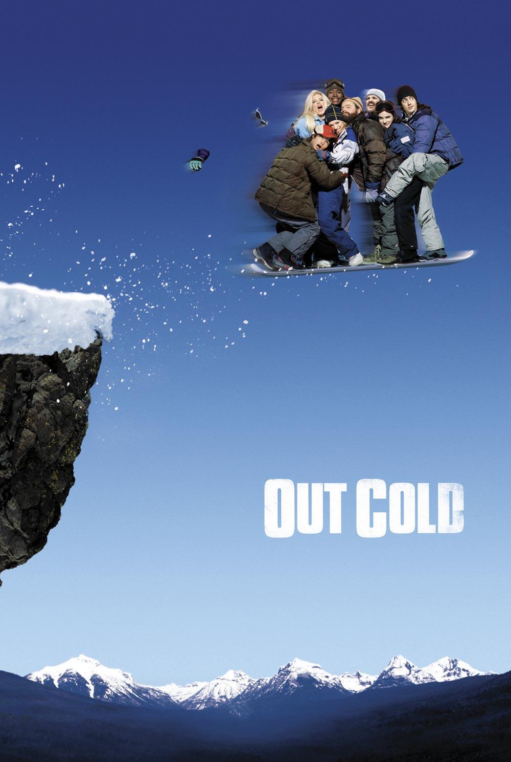 Отмороженные. Постер с сайта kinopoisk.ru