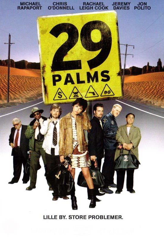 29 пальм. Обложка с сайта keep4u.ru