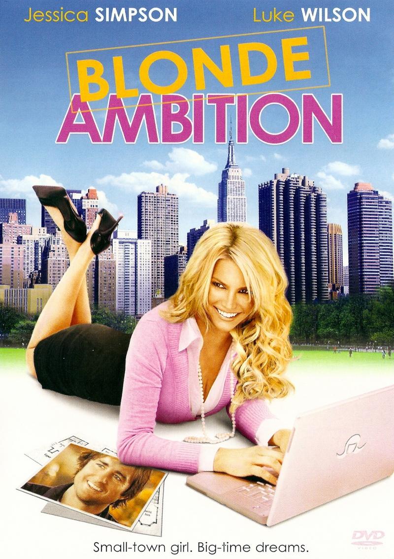 Блондинка с амбициями. Обложка с сайта ipicture.ru