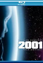 Постер фильма «2001 год: Космическая одиссея»