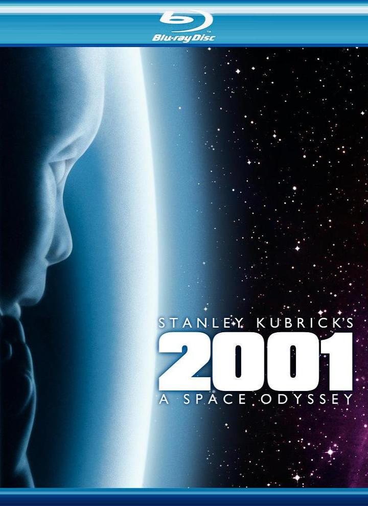 Космическая одиссея 2001. Обложка с сайта kinopoisk.ru