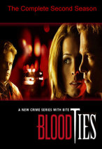 Узы крови. Обложка с сайта amazon.co.uk