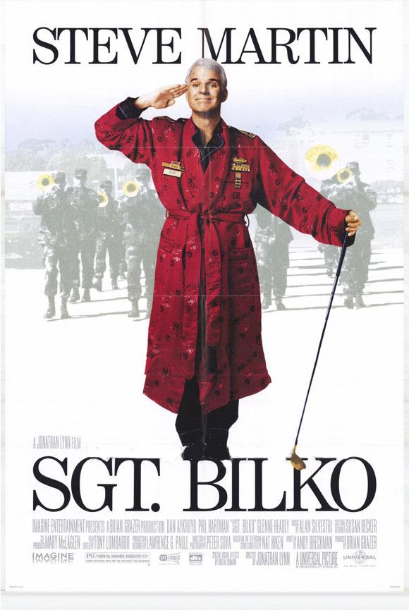 Сержант Билко. Постер с сайта ipicture.ru