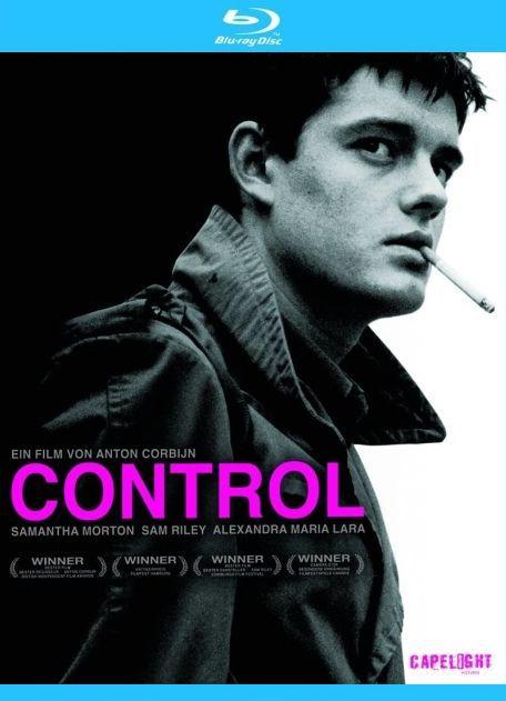 Контроль. Обложка с сайта amazon.co.uk
