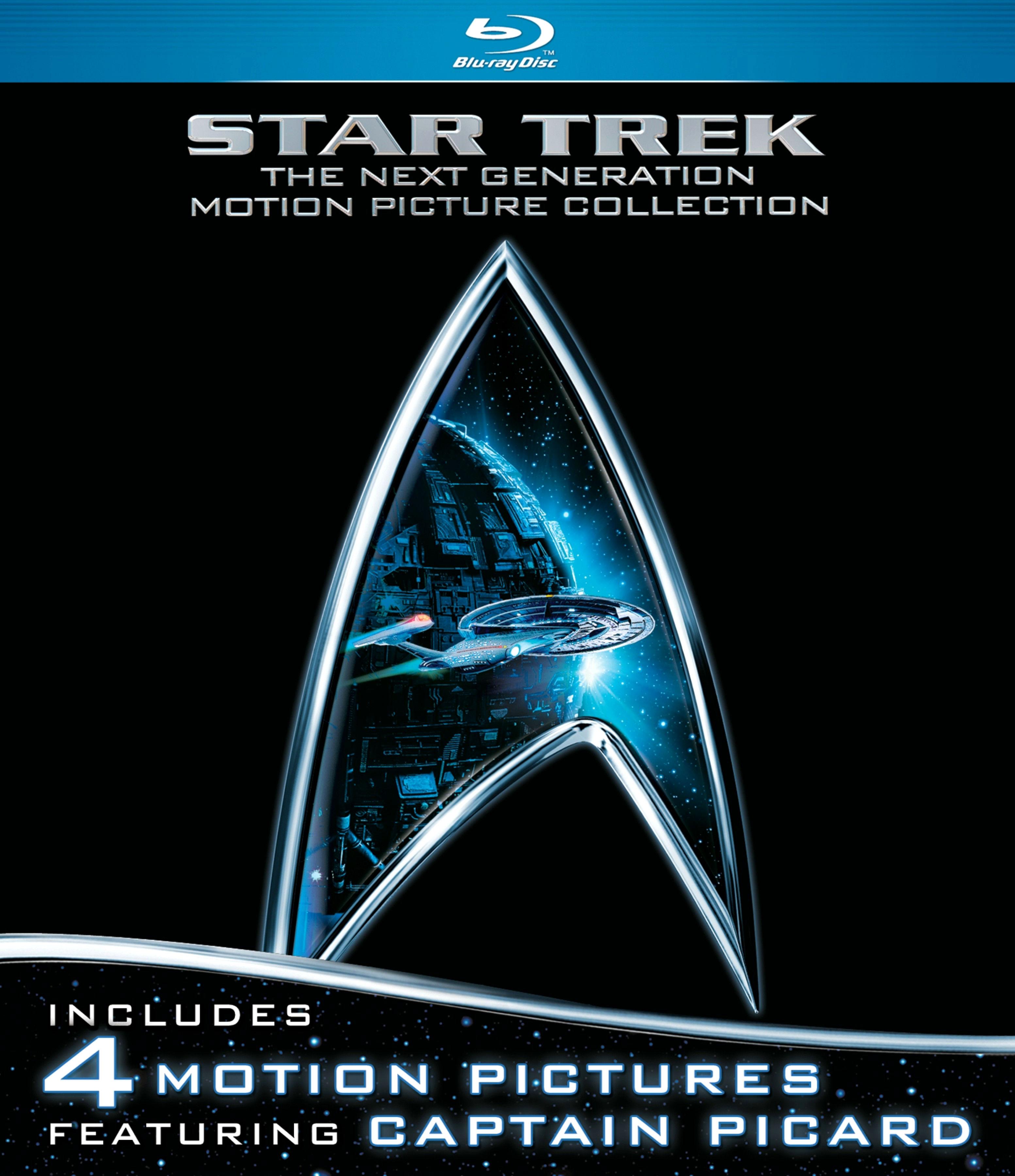 Звездный путь: Первый контакт. Обложка с сайта amazon.co.uk