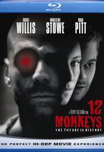 12 обезьян. Обложка с сайта kinopoisk.ru