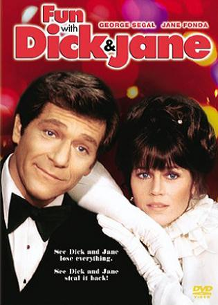 Приключения Дика и Джейн. Обложка с сайта kino-govno.com