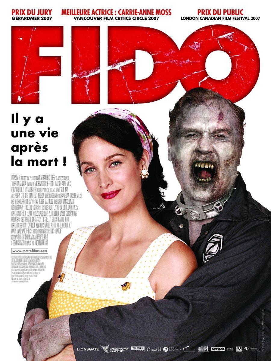 Зомби по имени Фидо. Обложка с сайта era-hd.ru