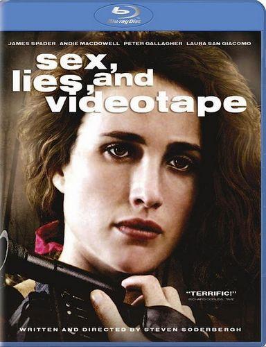 Секс, ложь и видео. Обложка с сайта amazon.com