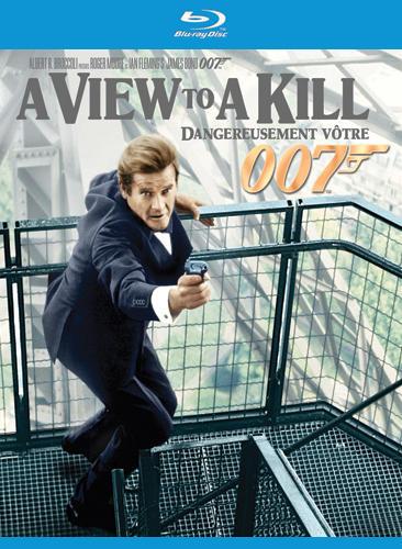 Джеймс Бонд 007: Вид на убийство. Обложка с сайта radikal.ru