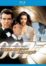 Джеймс Бонд 007: И целого мира мало. Обложка с сайта blu-ray.com