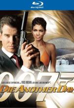 Джеймс Бонд 007: Умри, но не сейчас. Обложка с сайта blu-ray.com