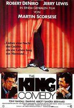 Король комедии. Обложка с сайта amazon.com