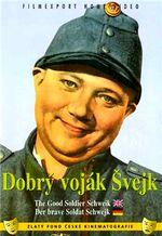 Бравый солдат Швейк. Обложка с сайта amazon.de
