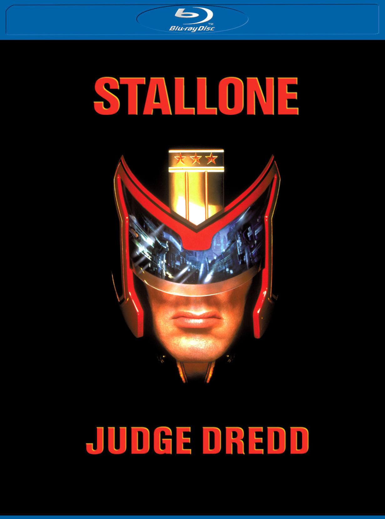 Судья Дредд. Обложка с сайта amazon.com