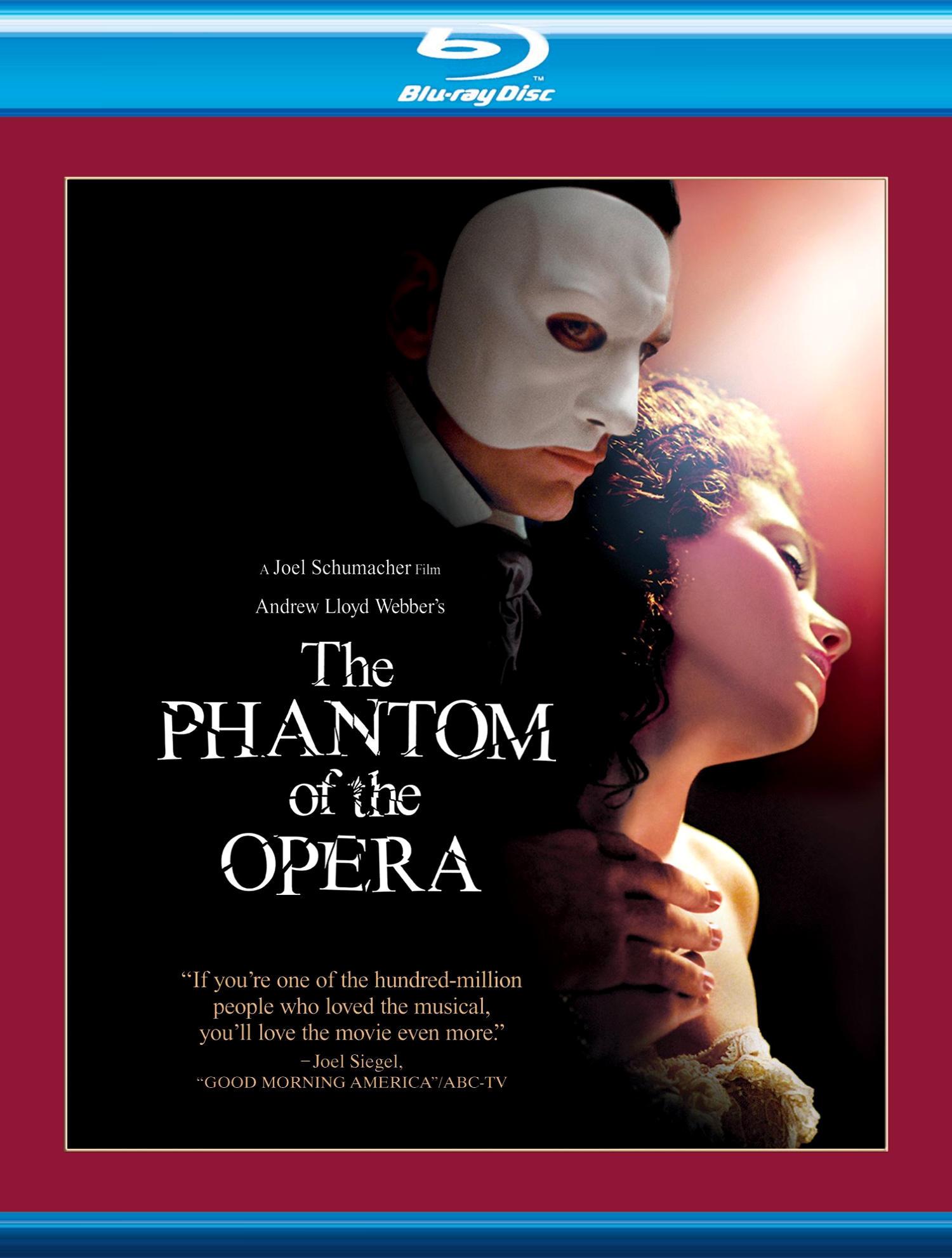 Призрак оперы. Обложка с сайта kinopoisk.ru