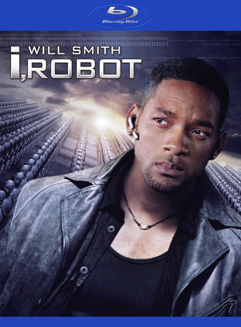 Я, робот. Обложка с сайта kinopoisk.ru