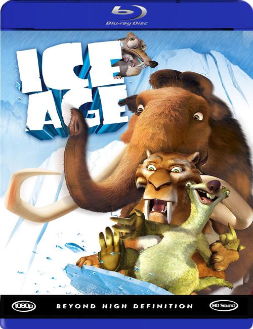 Ледниковый период. Обложка с сайта kinopoisk.ru