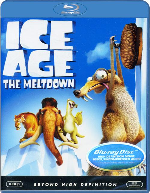 Ледниковый период 2: Глобальное потепление. Обложка с сайта era-hd.ru