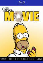 Симпсоны в кино. Обложка с сайта era-hd.ru
