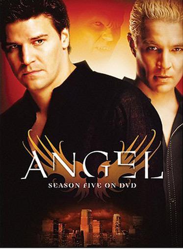 Ангел. Обложка с сайта amazon.com