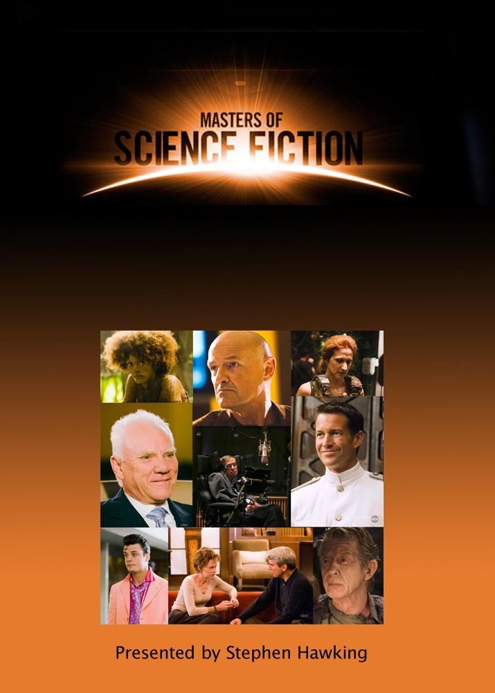 Мастера научной фантастики. Обложка с сайта amazon.com
