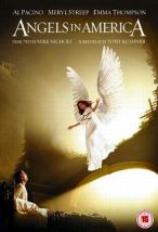 Ангелы в Америке. Обложка с сайта amazon.com