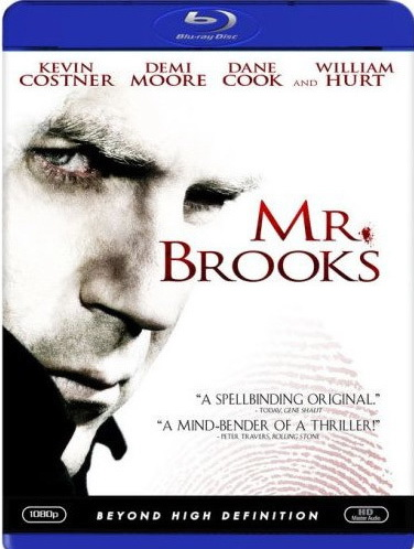 Кто Вы, Мистер Брукс?. Обложка с сайта kinopoisk.ru