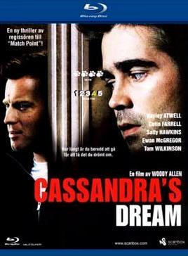 Мечта Кассандры. Постер с сайта radikal.ru
