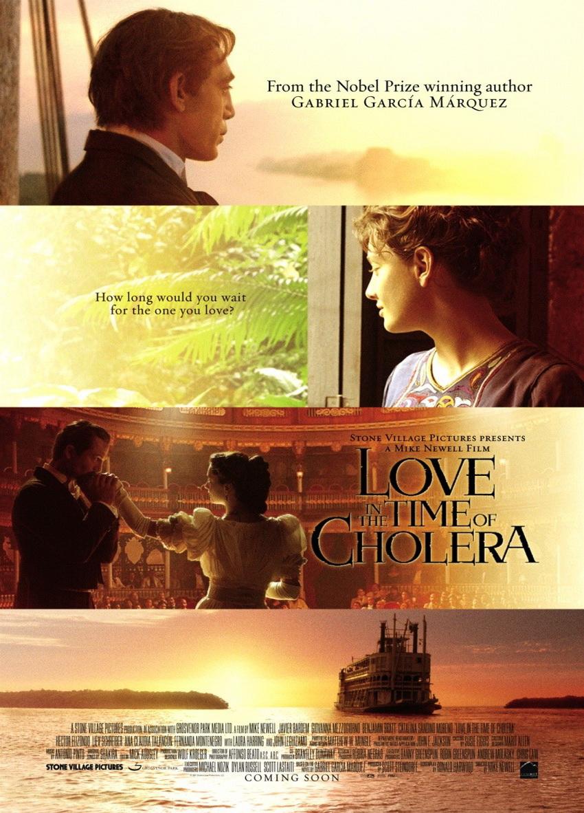 Любовь во время холеры. Обложка с сайта keep4u.ru