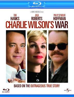 Война Чарли Уилсона. Обложка с сайта amazon.com