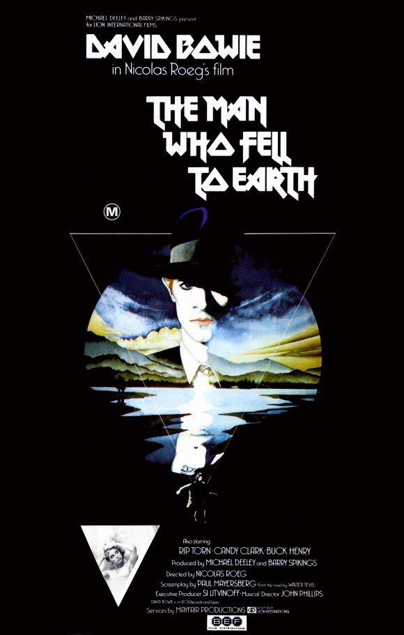 Человек, который упал на Землю. Обложка с сайта keep4u.ru