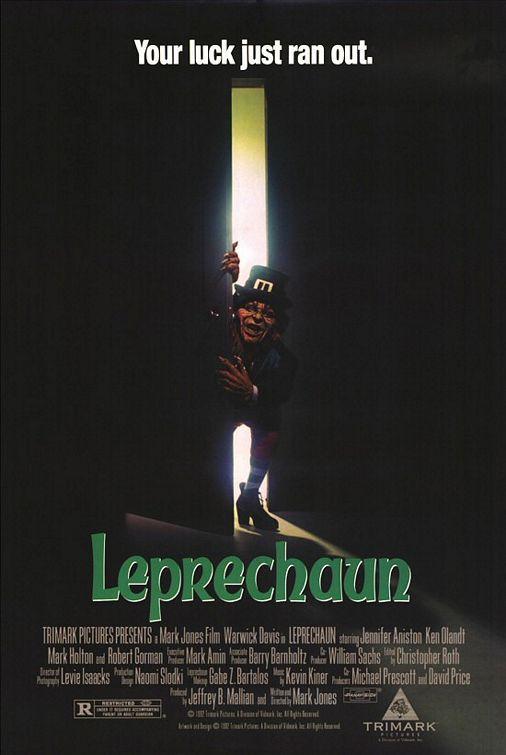 Лепрекон. Постер с сайта keep4u.ru