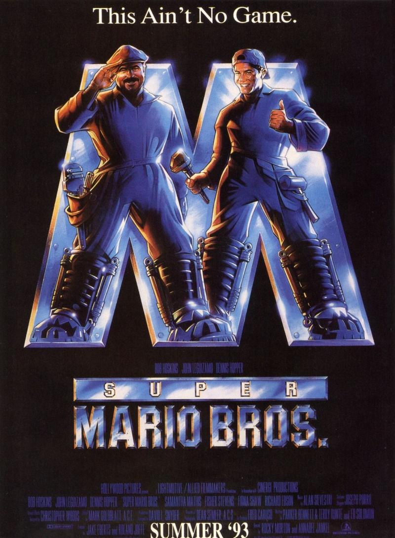 Супер братья Марио. Постер с сайта kinopoisk.ru