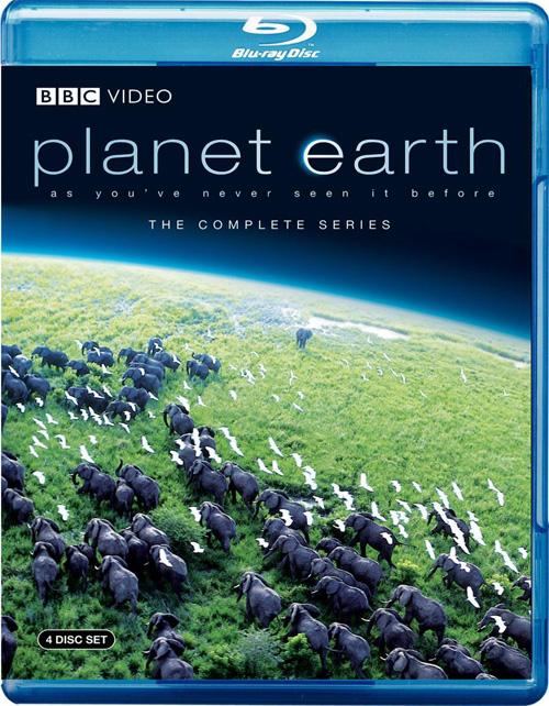 BBC: Планета Земля. Обложка с сайта era-hd.ru