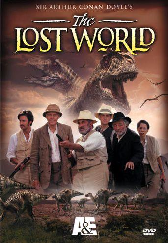 Затерянный мир. Обложка с сайта kino-govno.com