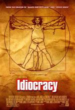 Идиократия. Обложка с сайта amazon.co.uk