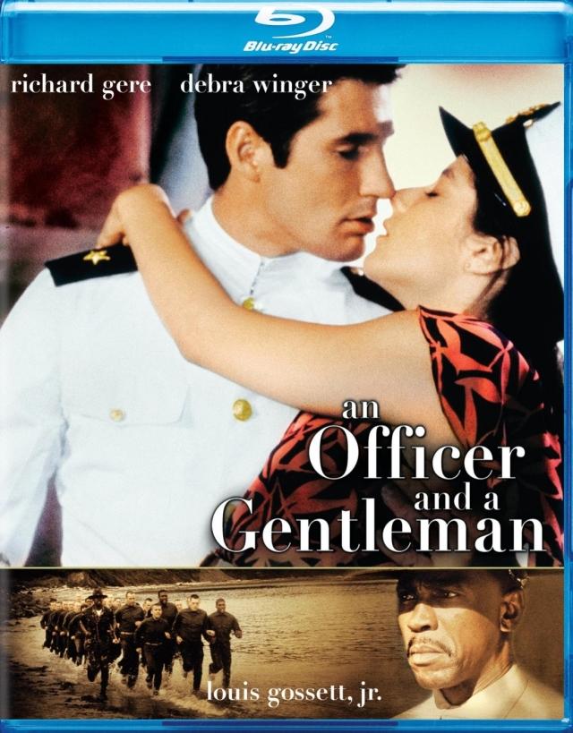 Офицер и джентльмен. Обложка с сайта amazon.co.uk