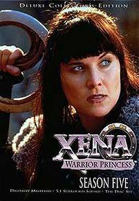 Зена - королева воинов. Обложка с сайта kino-govno.com