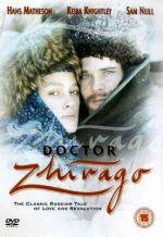 Доктор Живаго. Обложка с сайта kino-govno.com