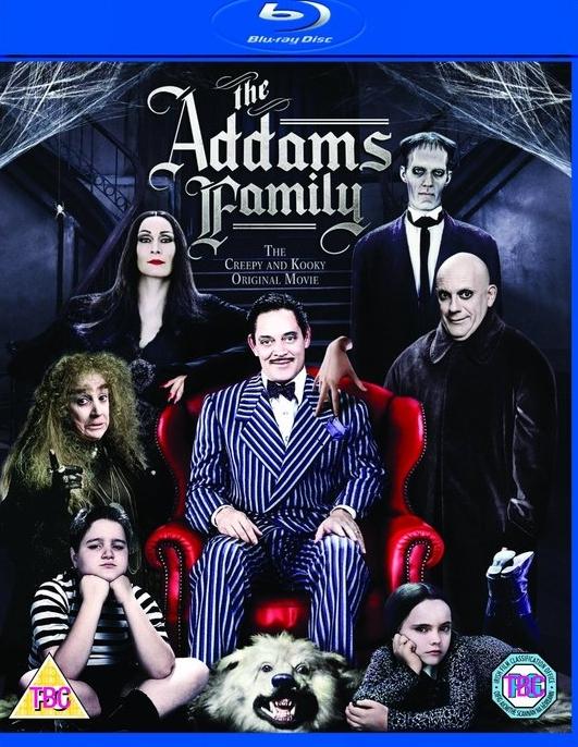 Семейка Аддамс. Обложка с сайта kino-govno.com