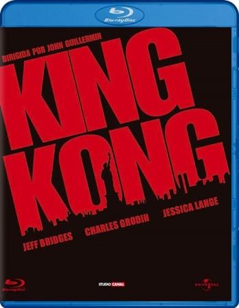 Кинг Конг. Обложка с сайта imageshost.ru
