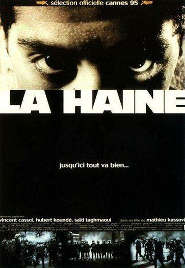 Ненависть. Обложка с сайта amazon.de
