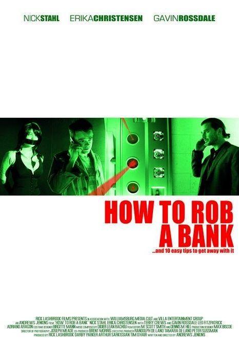 Как ограбить банк. Обложка с сайта imageshost.ru