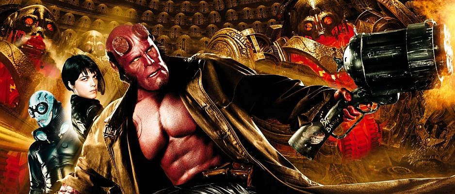 Хеллбой 2: Золотая армия. Обложка с сайта kinopoisk.ru