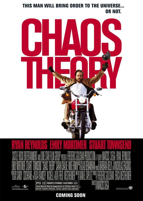 Теория хаоса. Обложка с сайта amazon.com