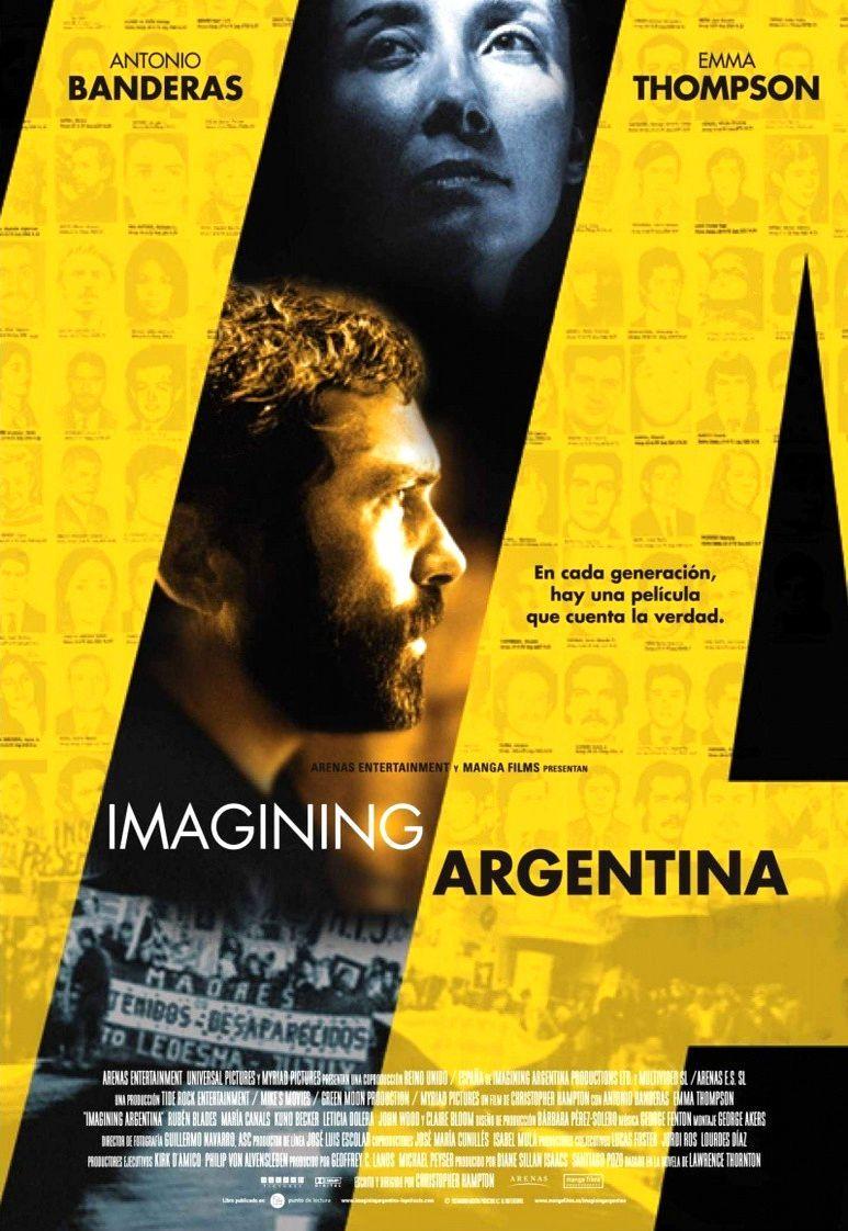 Мечтая об Аргентине. Обложка с сайта amazon.com