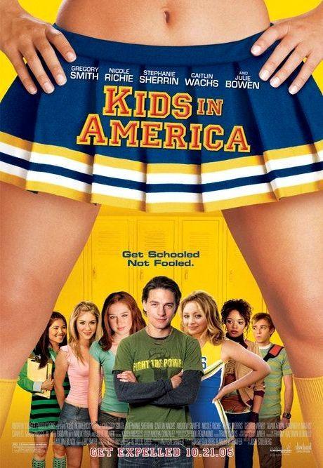 Американские детки. Обложка с сайта amazon.de