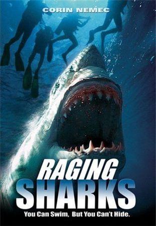 Бешеные акулы. Обложка с сайта radikal.ru