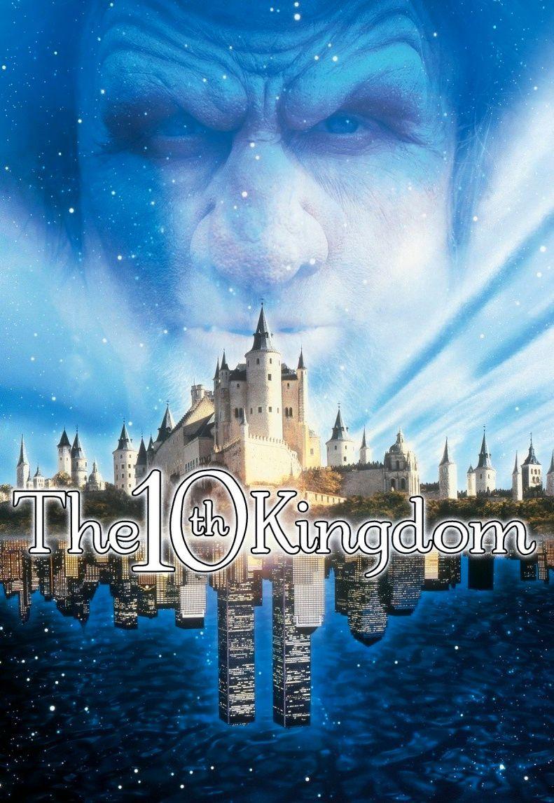 Десятое королевство. Обложка с сайта amazon.com